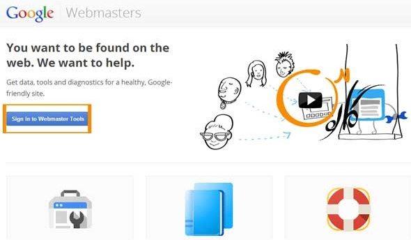 روش ثبت سایت در گوگل