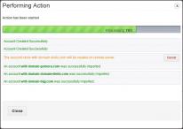 همگام سازی حساب کاربری برای WHMCS