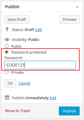 ایجاد رمز دوم برای امنیت پنل مدیریت وردپرس