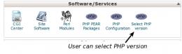 نصب ماژول PHP Selector