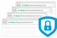 گواهینامه Multi Domain SSL