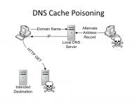 cache poisoning حمله به DNS سرور مجازی ها