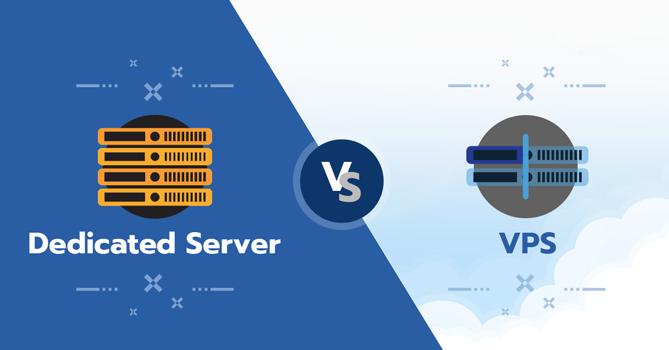 مقایسه سرور مجازی با سرور اختصاصی