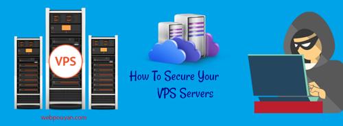 راه های افزایش امنیت سرور مجازی