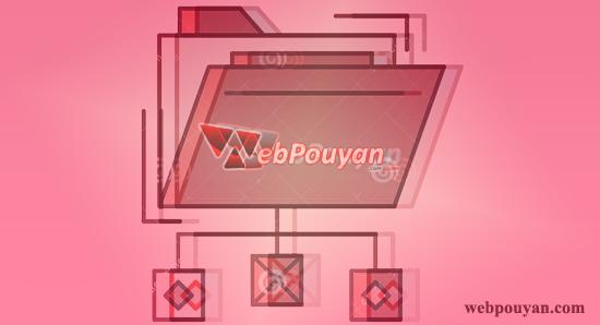 پشتیبان گیری از سرور مجازی با پنل وب پویان