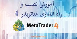 آموزش نصب و راه اندازی متاتریدر ۴